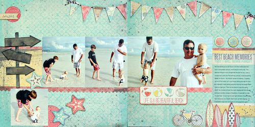 Best beach memories