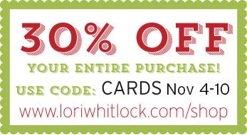 Nov 6 Blog hop sale