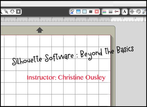 Silhouette Software Beyond the Basics Cover photo